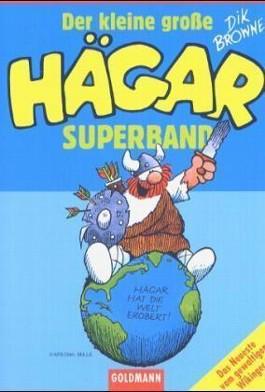 Der kleine grosse Hägar-Superband