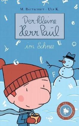 Der kleine Herr Paul im Schnee