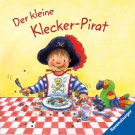 Der kleine Klecker-Pirat
