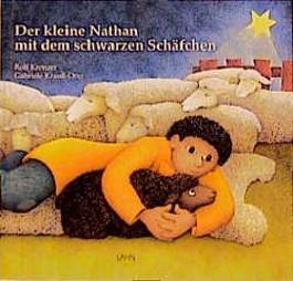 Der kleine Nathan mit dem schwarzen Schäfchen