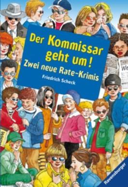Der Kommissar geht um!. Bd.2