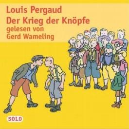 Der Krieg der Knöpfe, 2 Audio-CDs