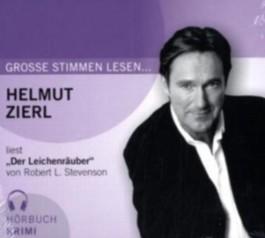 Der Leichenräuber, Audio-CD