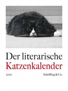 Der literarische Katzenkalender 2010