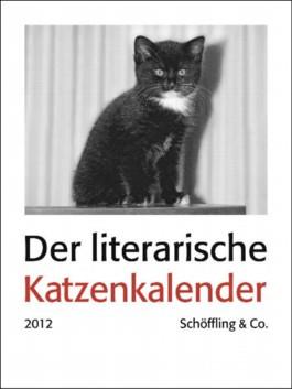 Der literarische Katzenkalender 2012