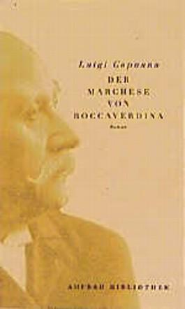 Der Marchese von Roccaverdina