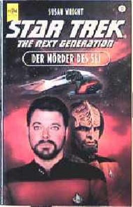 Der Mörder des Sli. Star Trek.