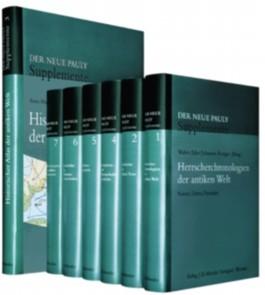 Der Neue Pauly - Supplemente. Gesamtausgabe I-VII / Der Neue Pauly - Supplemente