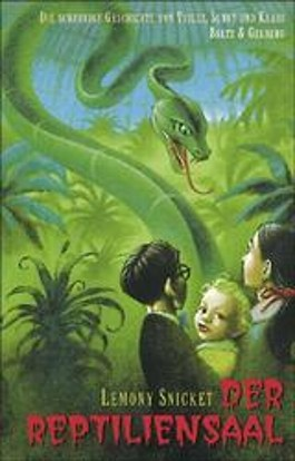Der Reptiliensaal