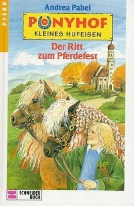 Der Ritt zum Pferdefest
