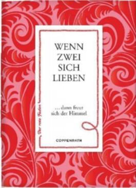 Der rote Faden No.21: Wenn zwei sich lieben