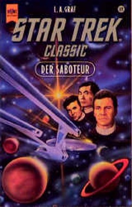 Der Saboteur. STAR TREK Classic, Nr. 69.