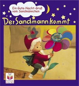 Der Sandmann kommt! Ein Gute-Nacht-Gruß vom Sandmännchen