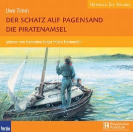 Der Schatz auf Pagensand / Die Piratenamsel