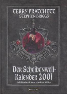 Der Scheibenwelt-Kalender 2001