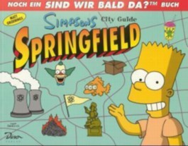 Der Simpsons City Guide Springfield