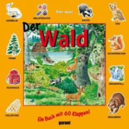 Klappenbuch - Der Wald
