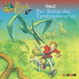Der Zahn des Tyrannosaurus, 2 Audio-CDs