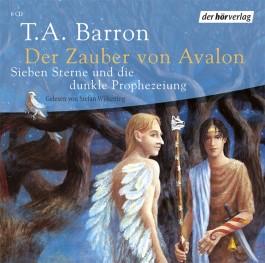 Der Zauber von Avalon, Sieben Sterne und die dunkle Prophezeitung, 6 Audio-CDs