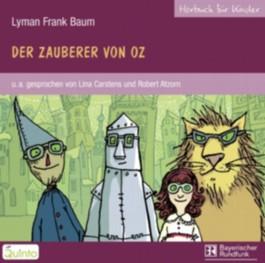Der Zauberer von Oz (4 CD)