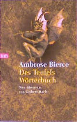 Des Teufels Wörterbuch.