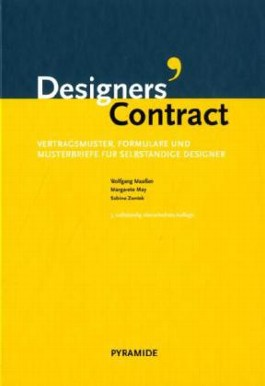 Designers' Contract, m. CD-ROM
