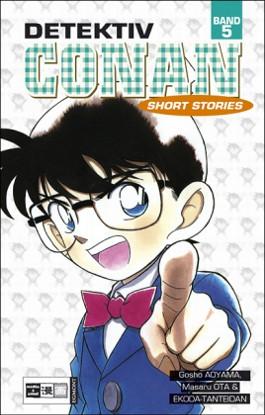 Detektiv Conan, Short Stories. Bd.5
