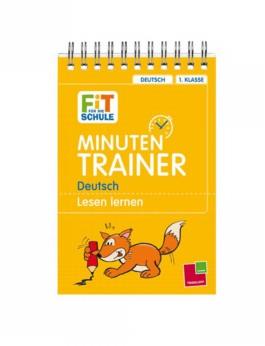 Deutsch Lesen lernen, 1. Klasse