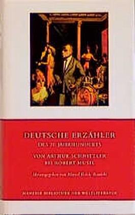 Deutsche Erzähler des 20. Jahrhunderts, 2 Bde.