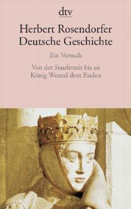 Deutsche Geschichte Ein Versuch