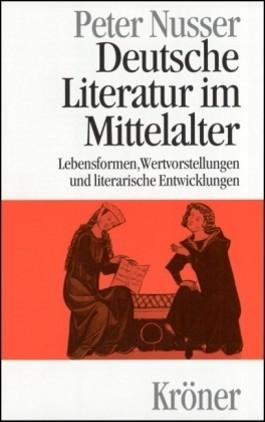 Deutsche Literatur im Mittelalter