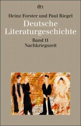 Deutsche Literaturgeschichte. Bd.11