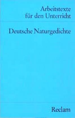 Deutsche Naturgedichte