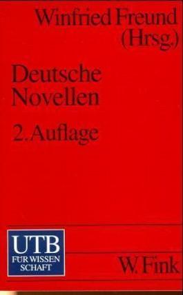 Deutsche Novellen