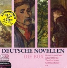 Deutsche Novellen - Die Box
