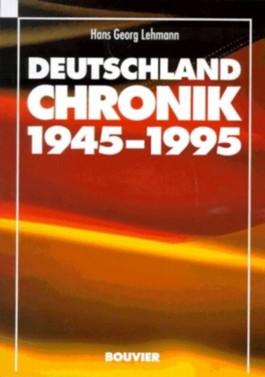 Deutschland-Chronik 1945-1995