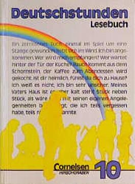 Deutschstunden - Lesebuch 10,