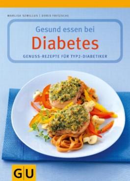 Diabetes, Gesund essen bei
