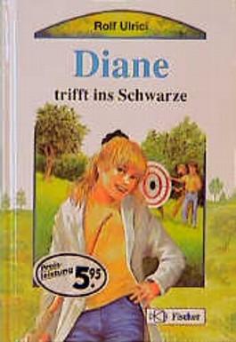 Diane trifft ins Schwarze