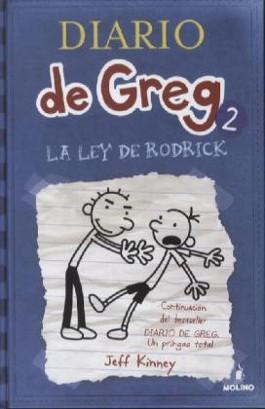 Diario de Greg - La Ley de Rodrick