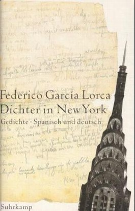 Dichter in New York /Poeta en Nueva York