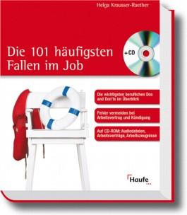 Die 101 häufigsten Fallen im Job - mit CD-ROM
