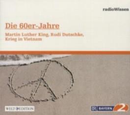Die 60er Jahre, 1 Audio-CD