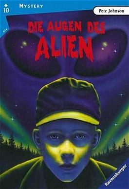 Die Augen des Alien