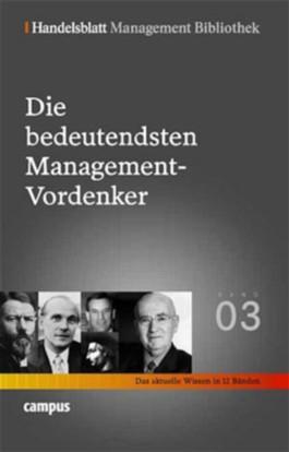 Die bedeutendsten Management-Vordenker