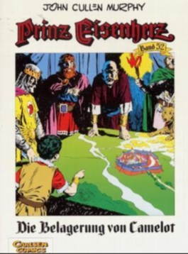 Die Belagerung von Camelot