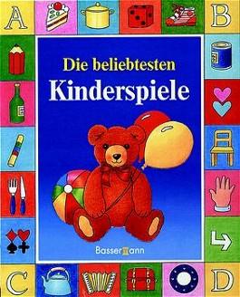 Die beliebtesten Kinderspiele