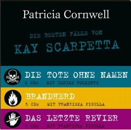 Die besten Fälle von Kay Scarpetta