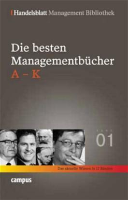 Die besten Managementbücher, A-K