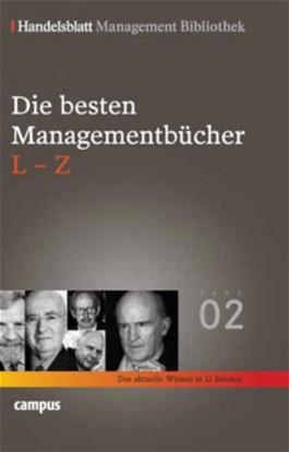 Die besten Managementbücher, L-Z
